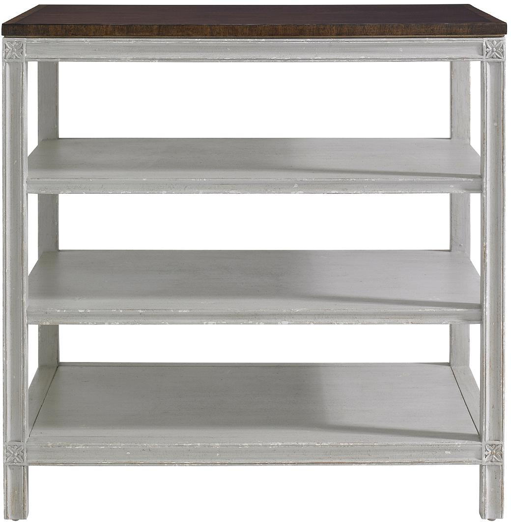 Stanley Furniture Charleston Regency Rosette Bedside Table - Item Number: 302-53-82
