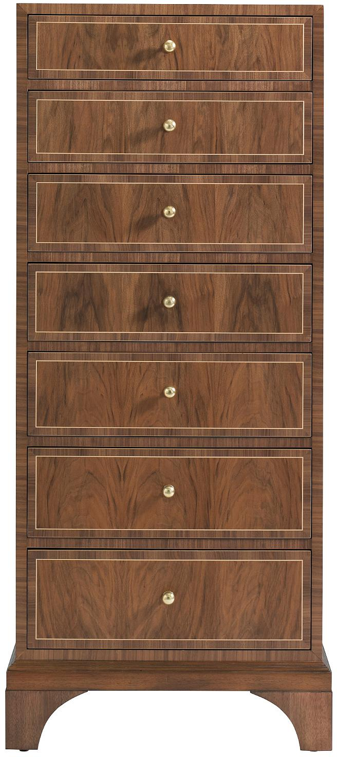 Stanley Furniture Charleston Regency Lafayette Semainier - Item Number: 302-63-12