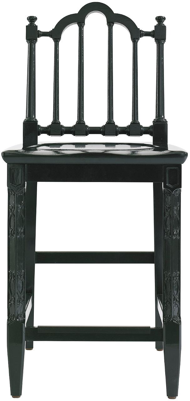 Stanley Furniture Charleston Regency Chippendale Counter Stool - Item Number: 302-81-72
