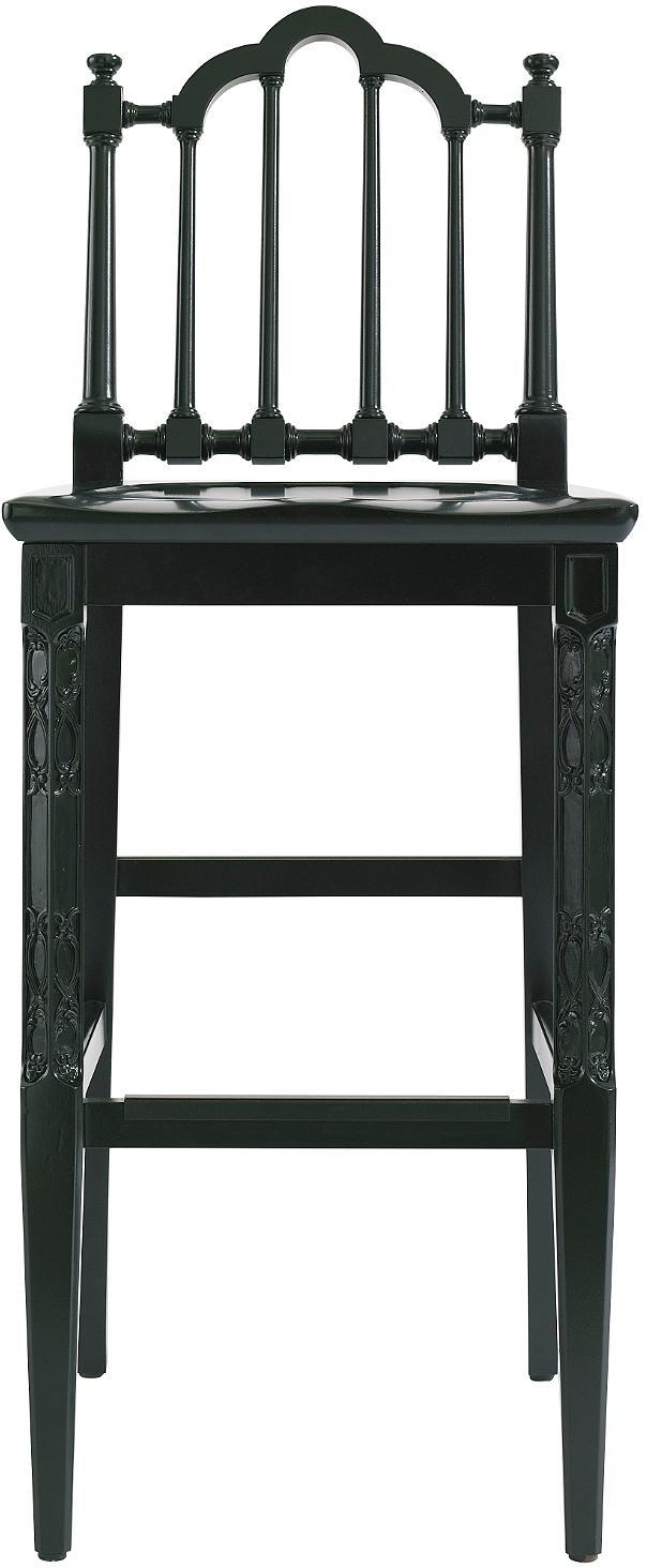 Stanley Furniture Charleston Regency Chippendale Bar Stool - Item Number: 302-81-73