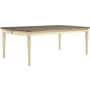 Stanley Furniture European Cottage Dining Table