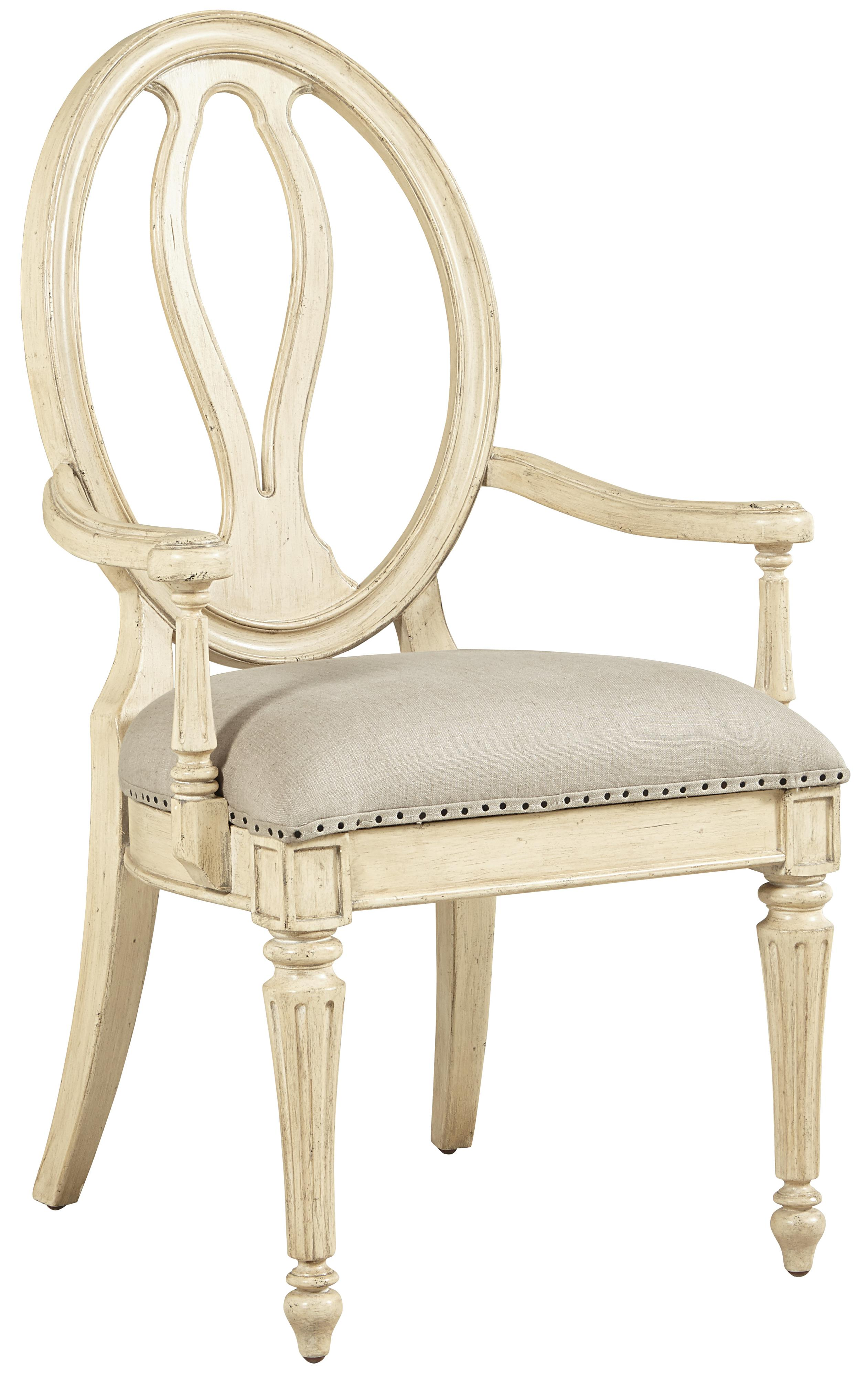 Stanley Furniture European Cottage Arm Chair - Item Number: 007-21-70