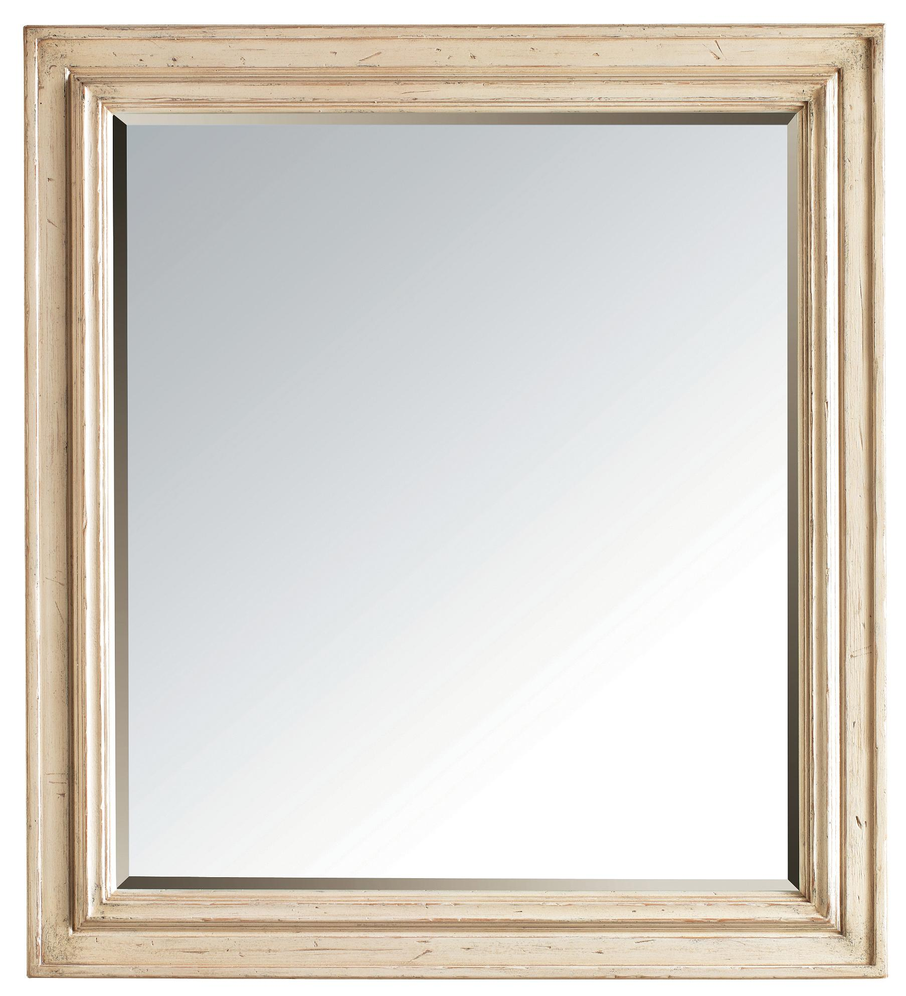 Stanley Furniture European Cottage Landscape Mirror - Item Number: 007-23-30