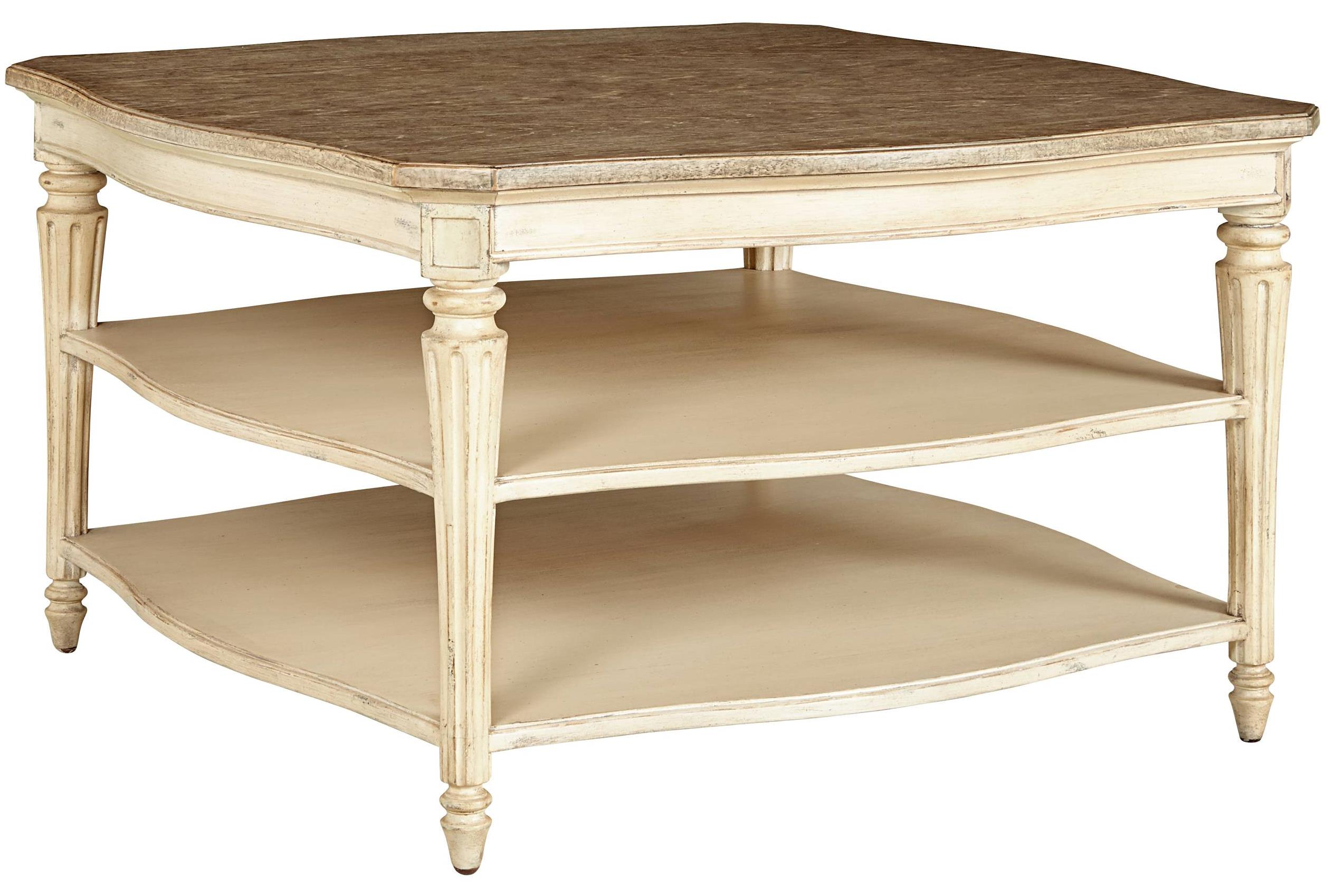 Stanley Furniture European Cottage Cocktail Table - Item Number: 007-25-02