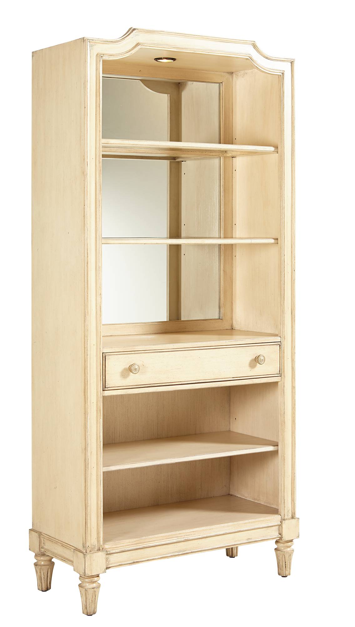 Stanley Furniture European Cottage Bookcase - Item Number: 007-25-18