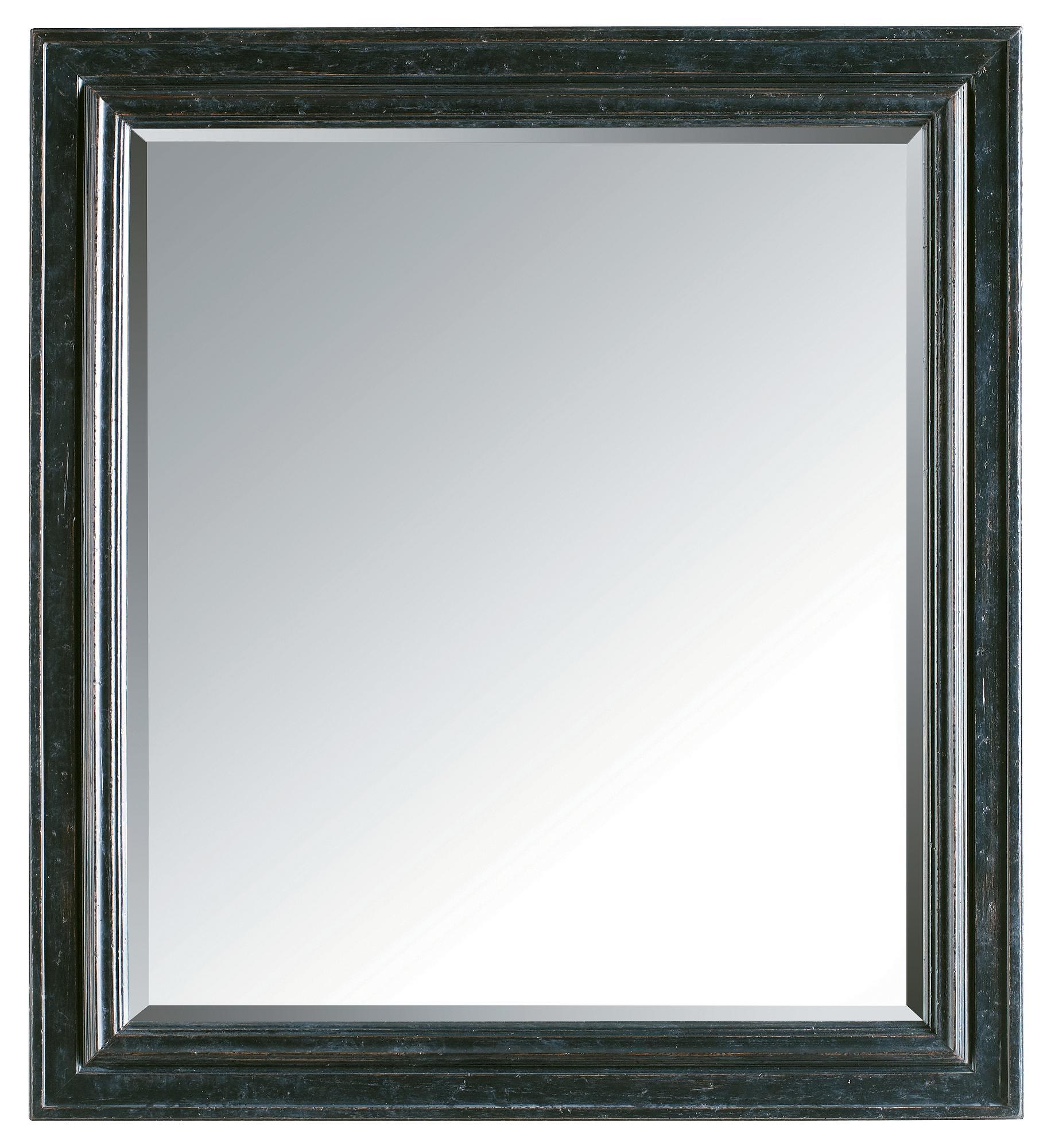 Stanley Furniture European Cottage Landscape Mirror - Item Number: 007-83-30