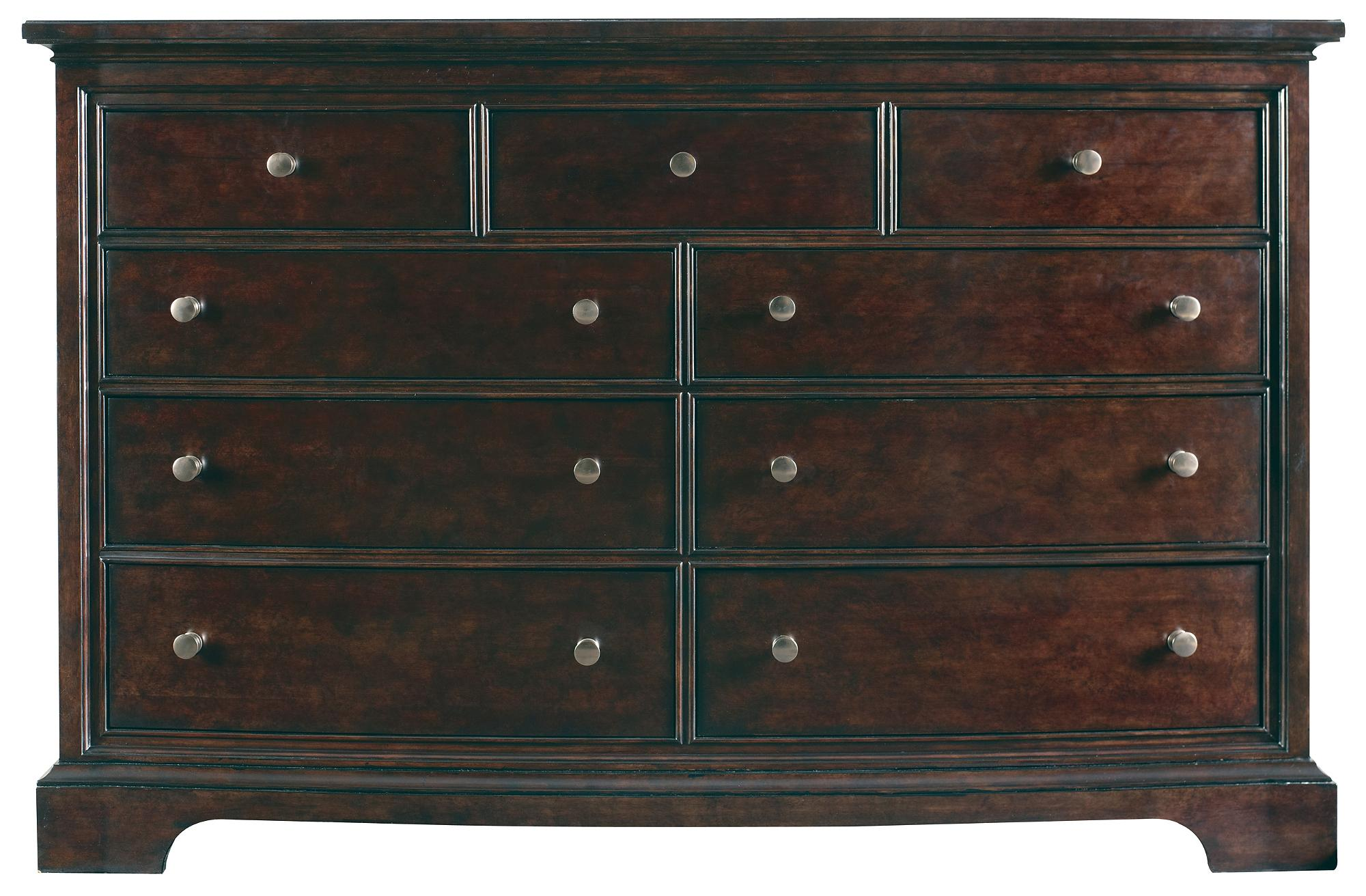 Stanley Furniture Transitional Dresser - Item Number: 042-13-05
