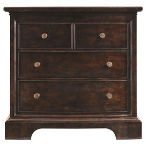 Stanley Furniture Transitional Bachelor's Chest