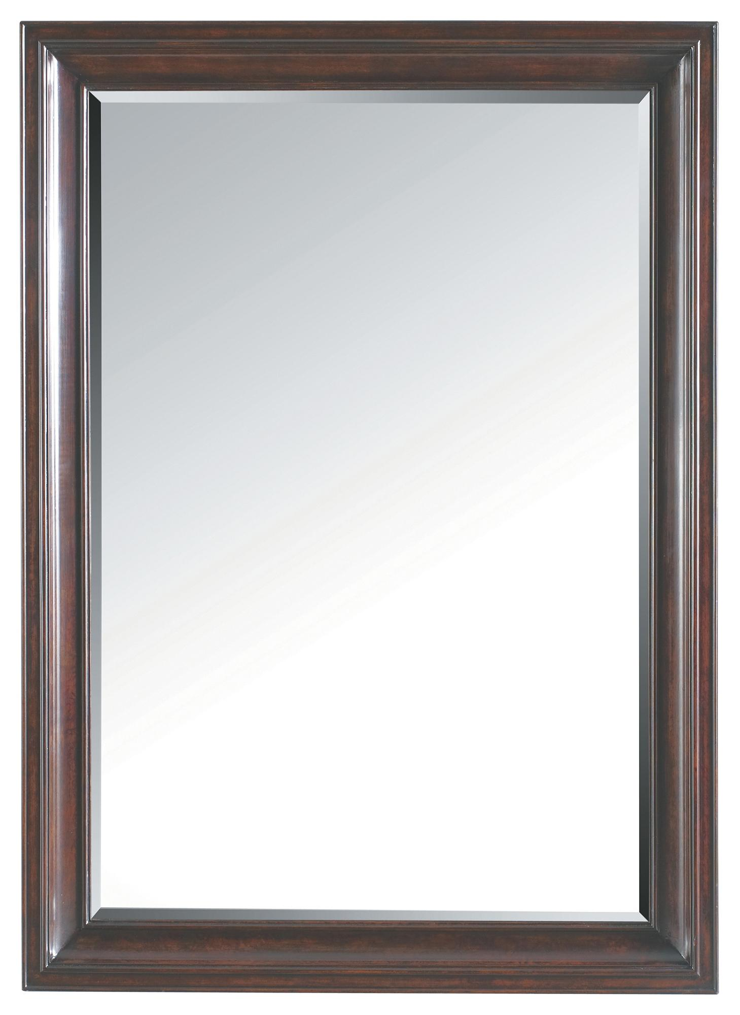 Stanley Furniture Transitional Landscape Mirror - Item Number: 042-13-30