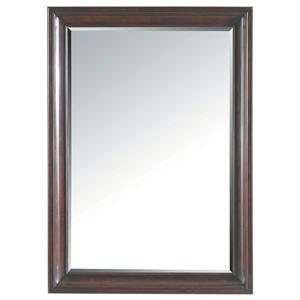 Stanley Furniture The Classic Portfolio - Transitional Landscape Mirror