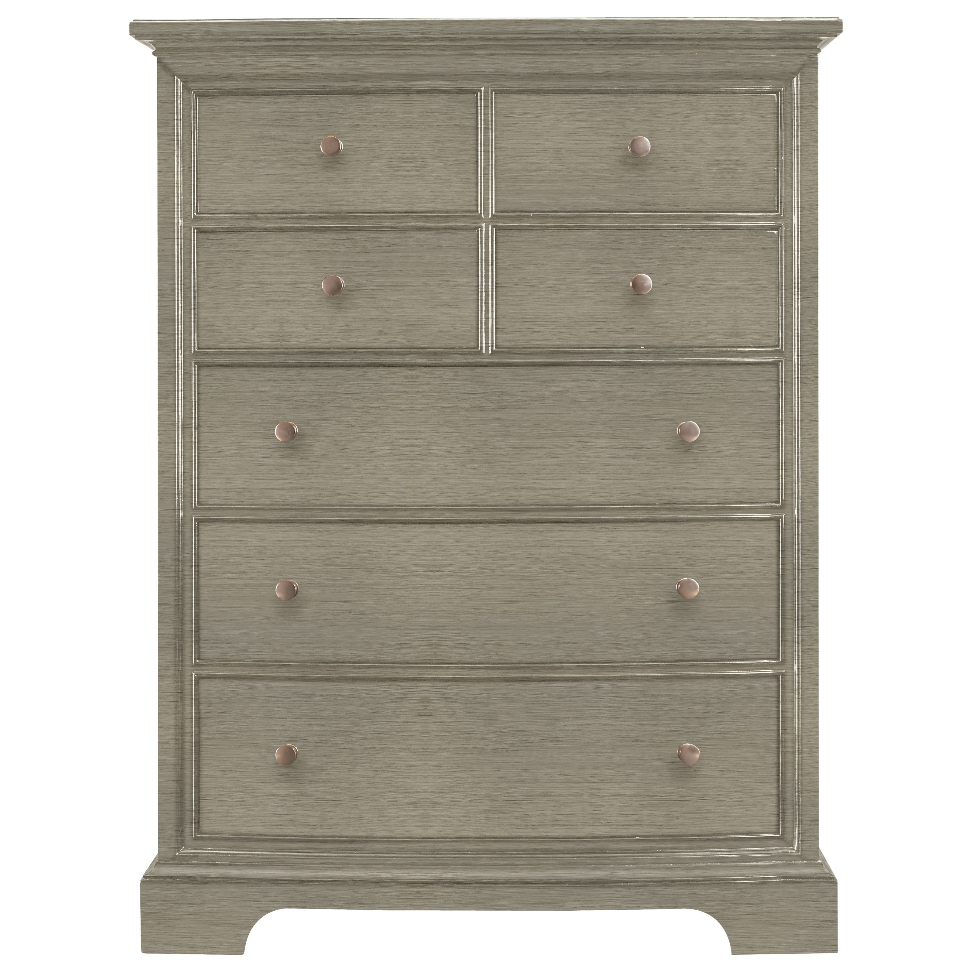 Stanley Furniture Transitional Drawer Chest - Item Number: 042-33-13