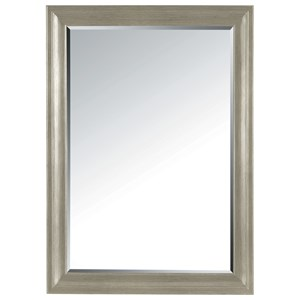 Stanley Furniture Transitional Landscape Mirror