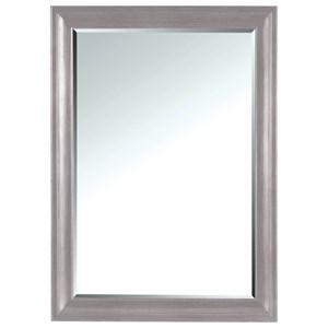 Stanley Furniture Transitional Landscape Mirror