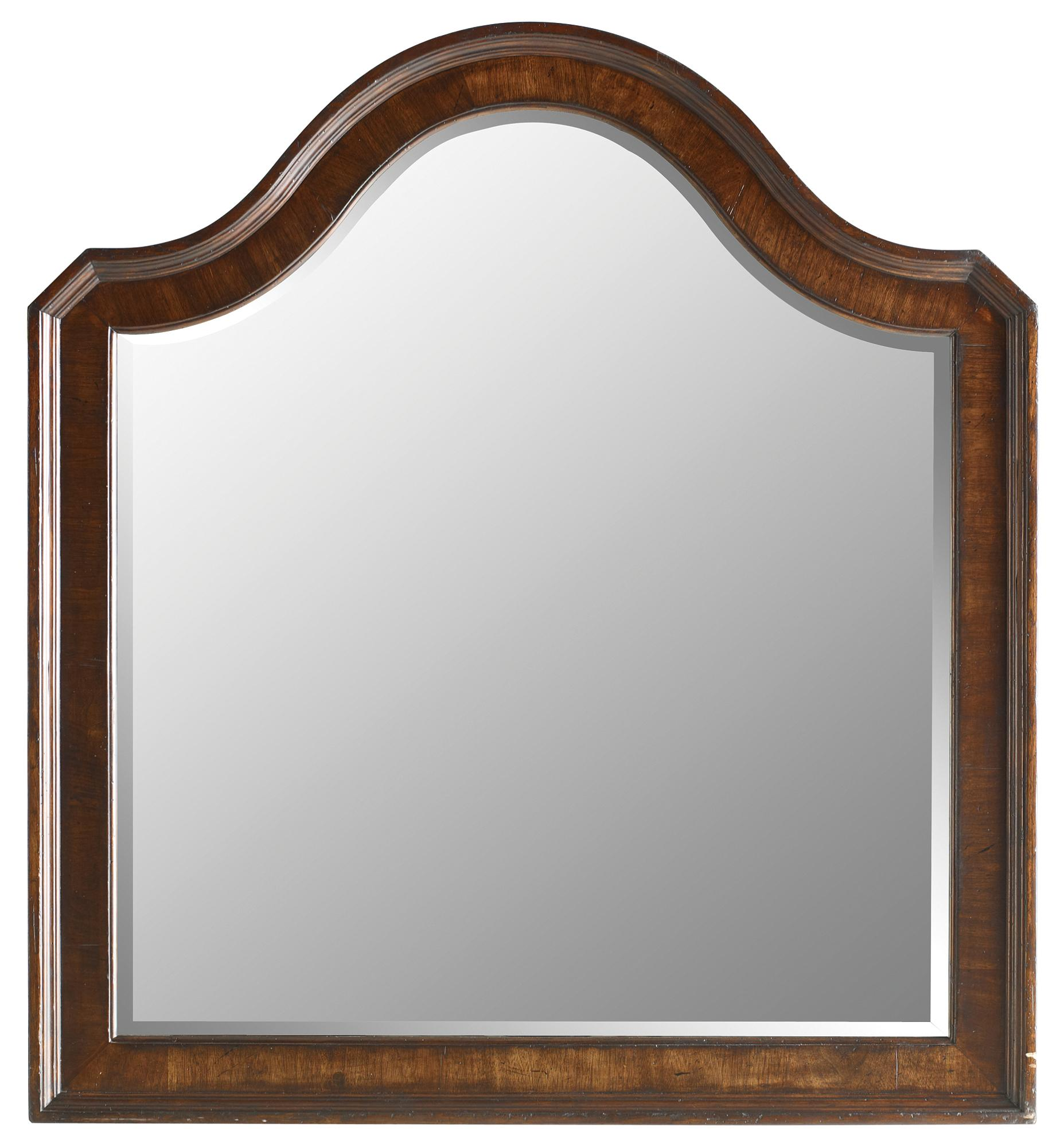 Stanley Furniture The Classic Portfolio Continental Landscape Mirror - Item Number: 128-13-30