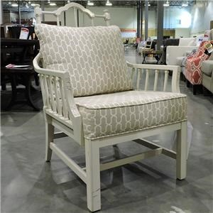Stanley Furniture Clearance Wood Arm Chair