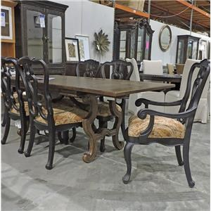 Stanley Furniture Clearance Harvest 7 Piece Dining