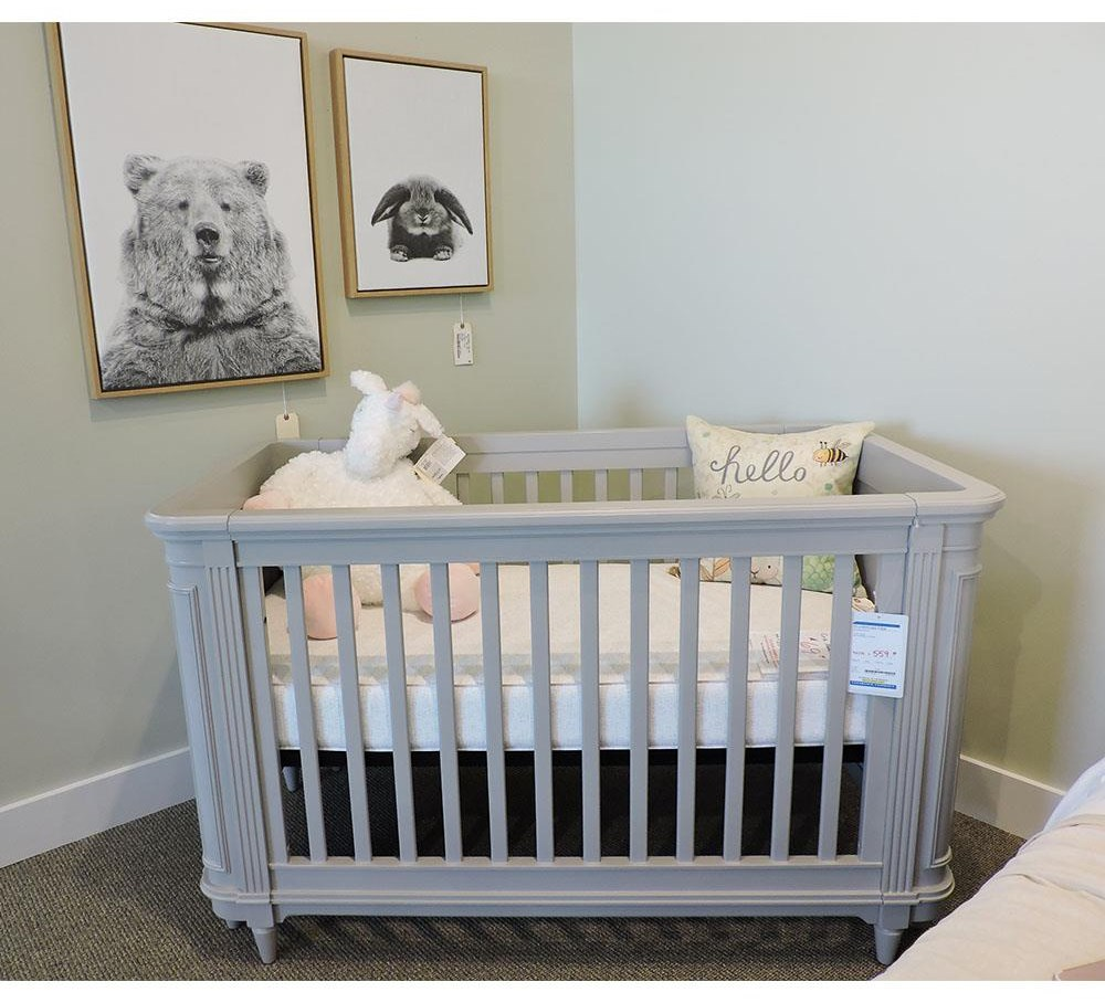 Stationary Crib