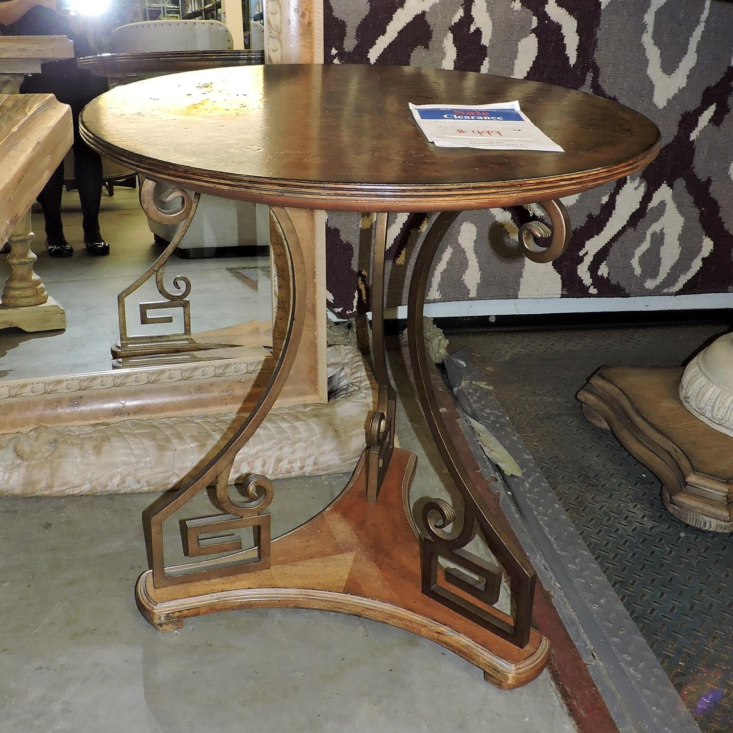 Stanley Furniture Clearance Clef Lamp Table - Item Number: 222651447