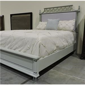 Stanley Furniture Clearance Upholstered Queen Bed