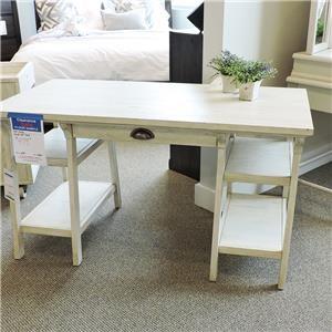 Vanilla Oak Desk