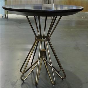 Stanley Furniture Clearance Round Lamp Table