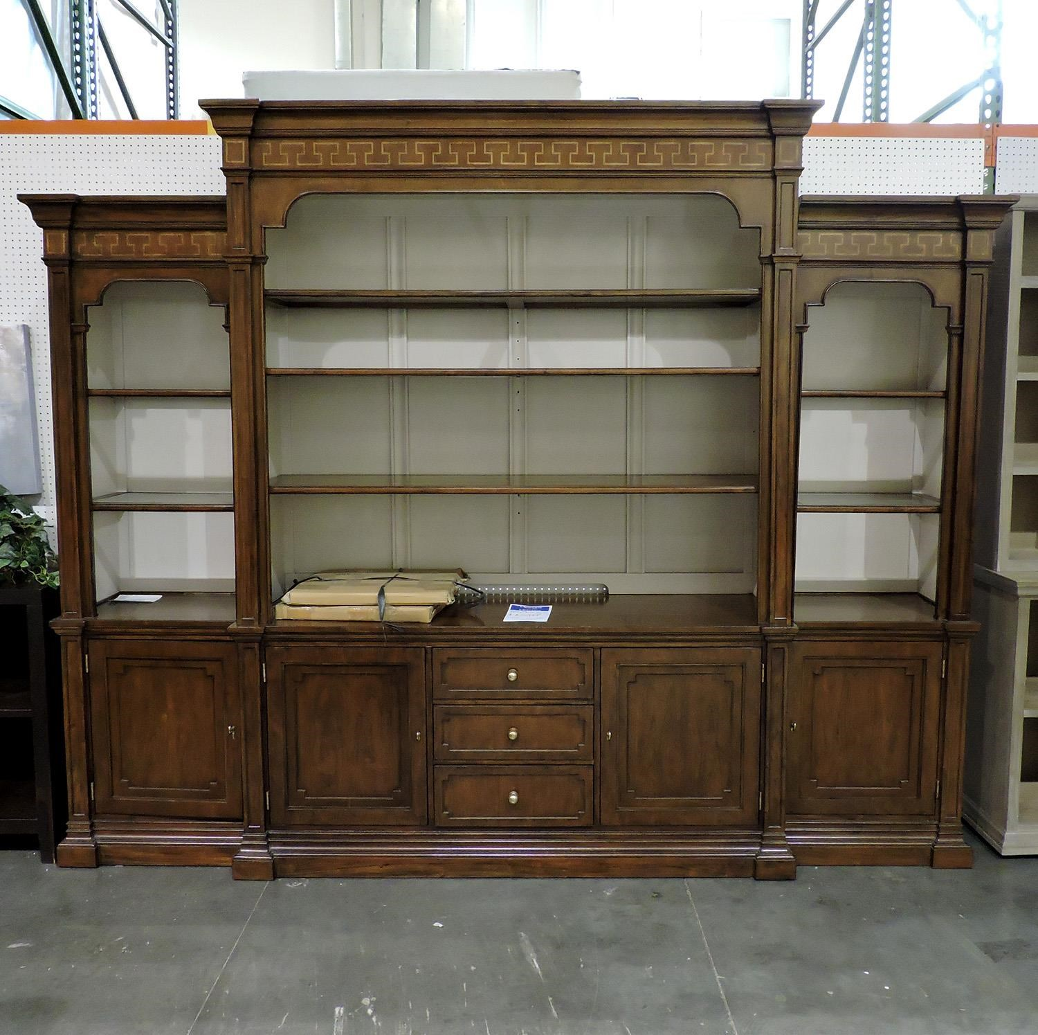 Stanley Furniture Clearance Fairfax Wall Unit - Item Number: 830578086