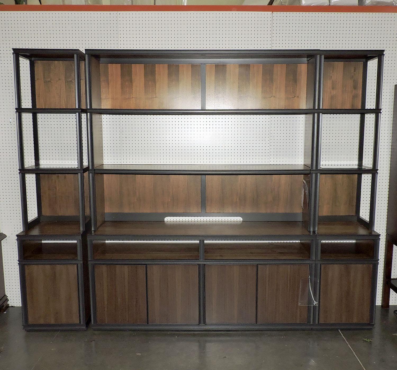 Stanley Furniture Clearance Montreux Wall Unit - Item Number: PKG451324
