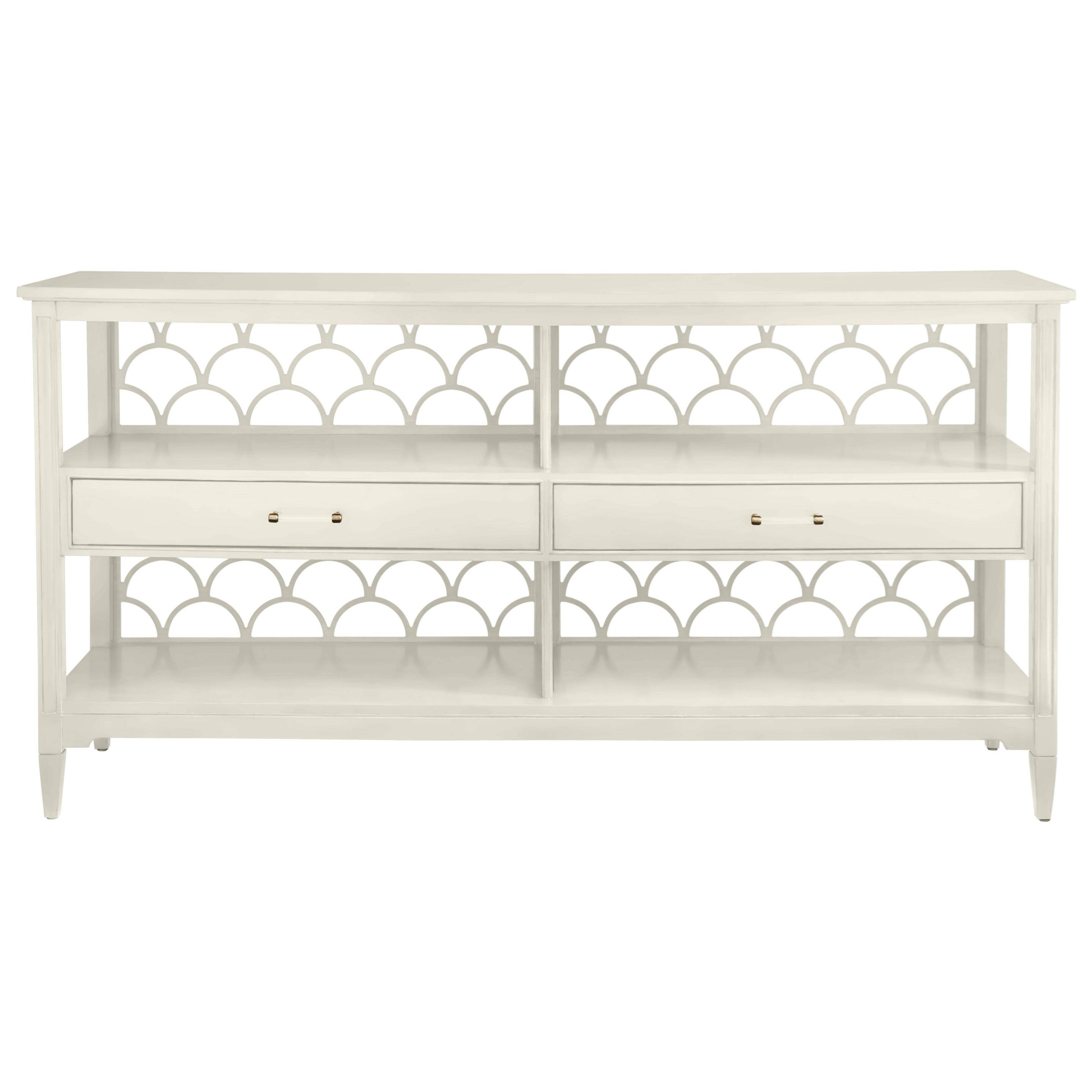 Stanley Furniture Coastal Living Oasis Sea Cloud Sideboard - Item Number: 527-21-06
