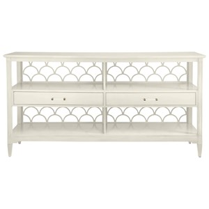 Stanley Furniture Coastal Living Oasis Sea Cloud Sideboard
