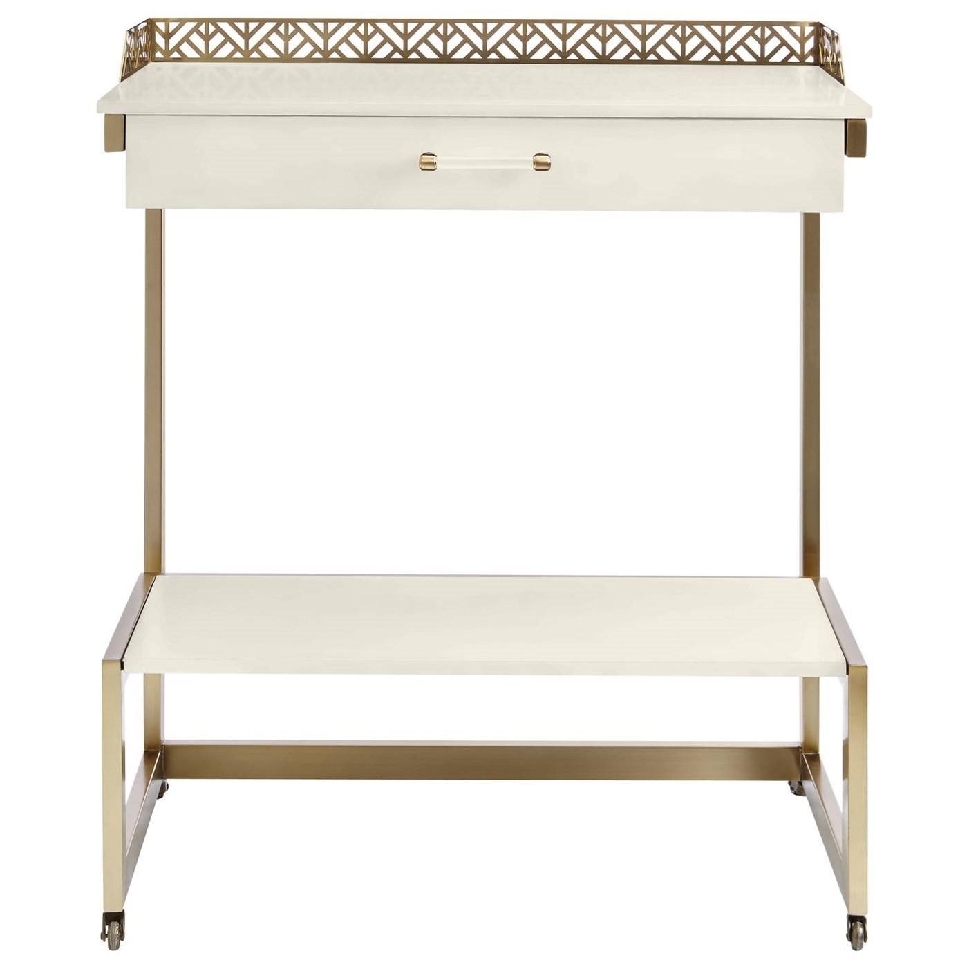 Stanley Furniture Coastal Living Oasis Catalina Bar Cart - Item Number: 527-21-08
