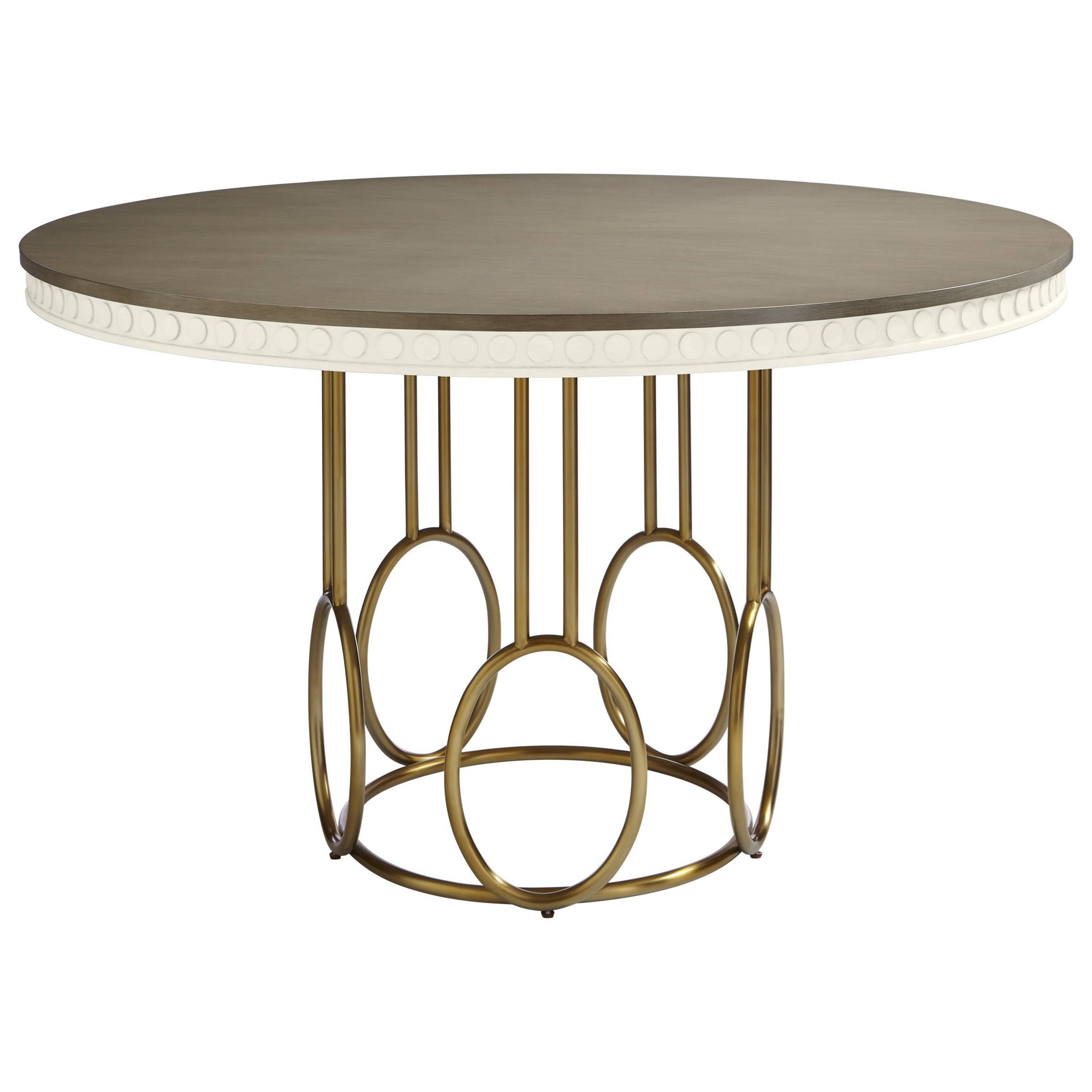 Stanley Furniture Coastal Living Oasis Venice Beach Round Dining Table - Item Number: 527-21-30