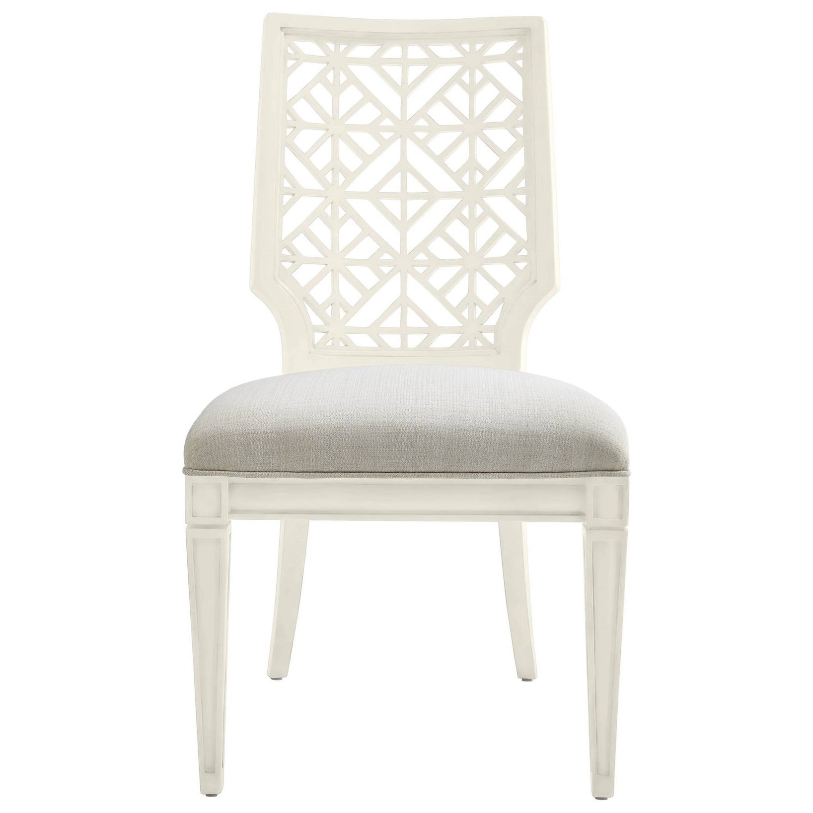 Stanley Furniture Coastal Living Oasis Catalina Side Chair - Item Number: 527-21-60