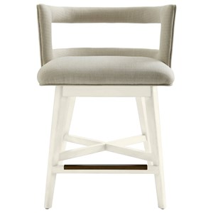 Stanley Furniture Coastal Living Oasis Crestwood Counter Stool