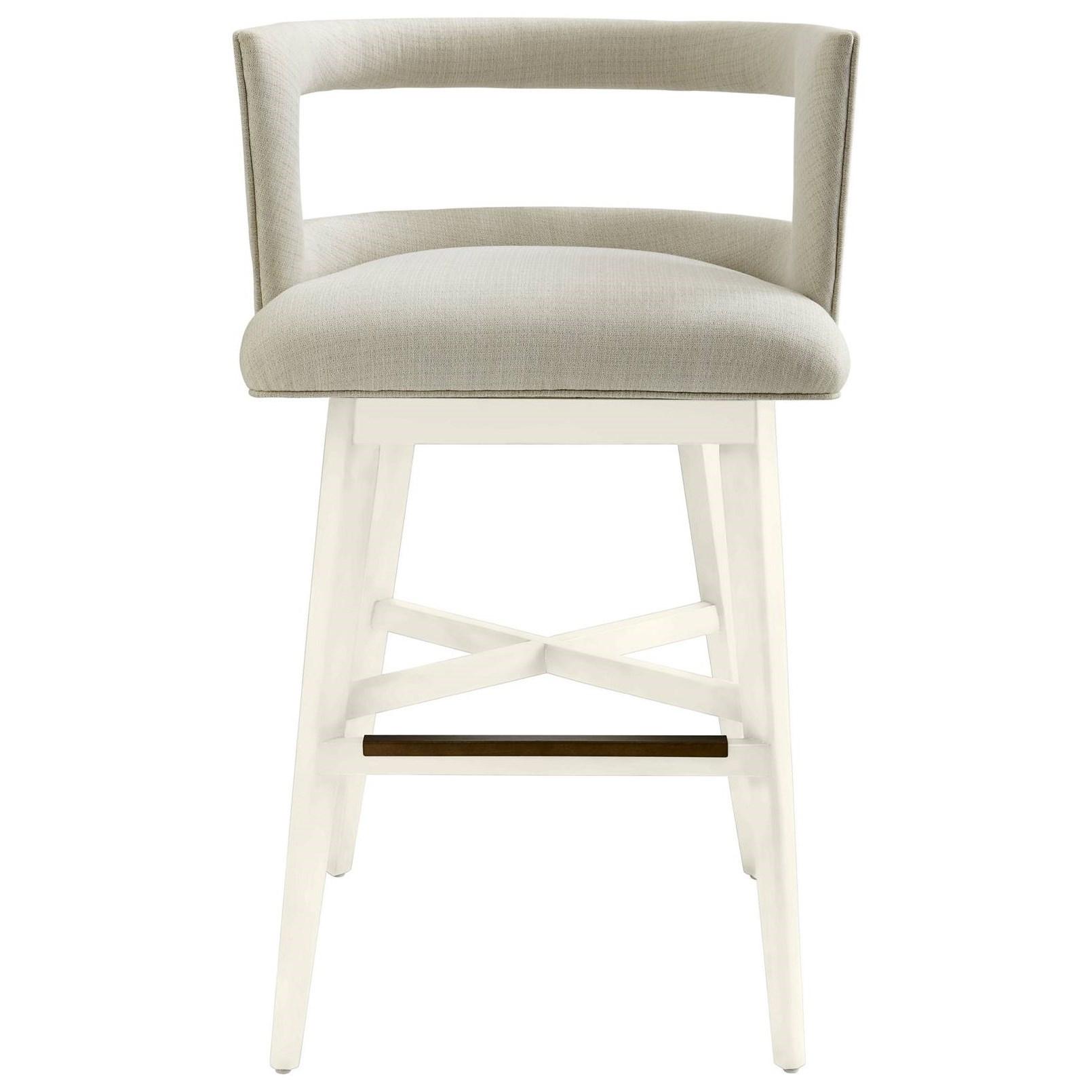 Stanley Furniture Coastal Living Oasis Crestwood Barstool - Item Number: 527-21-73