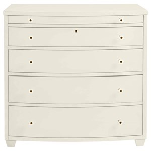 Stanley Furniture Coastal Living Oasis Ocean Park Bachelor's Chest