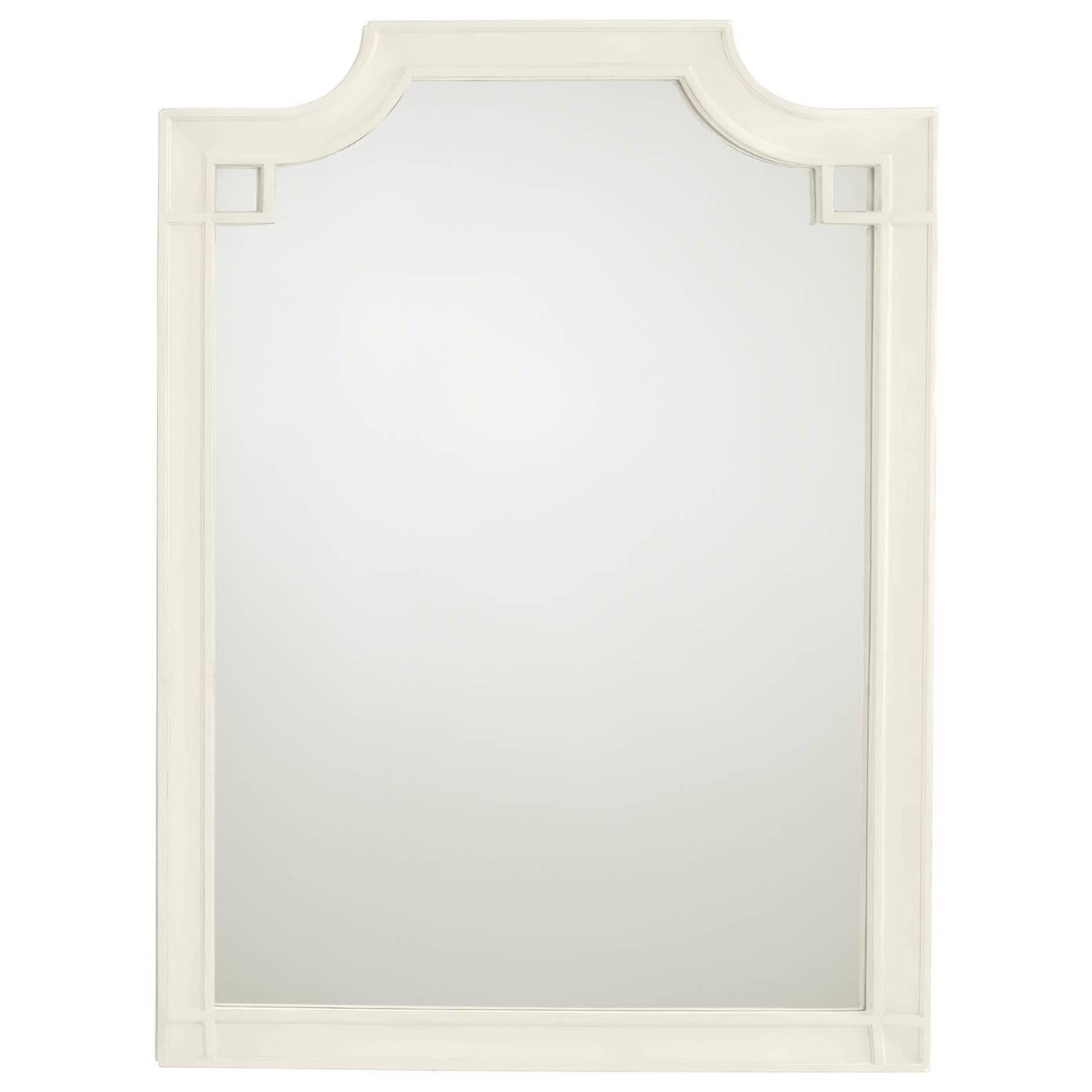 Stanley Furniture Coastal Living Oasis Silver Lake Vertical Mirror - Item Number: 527-23-30