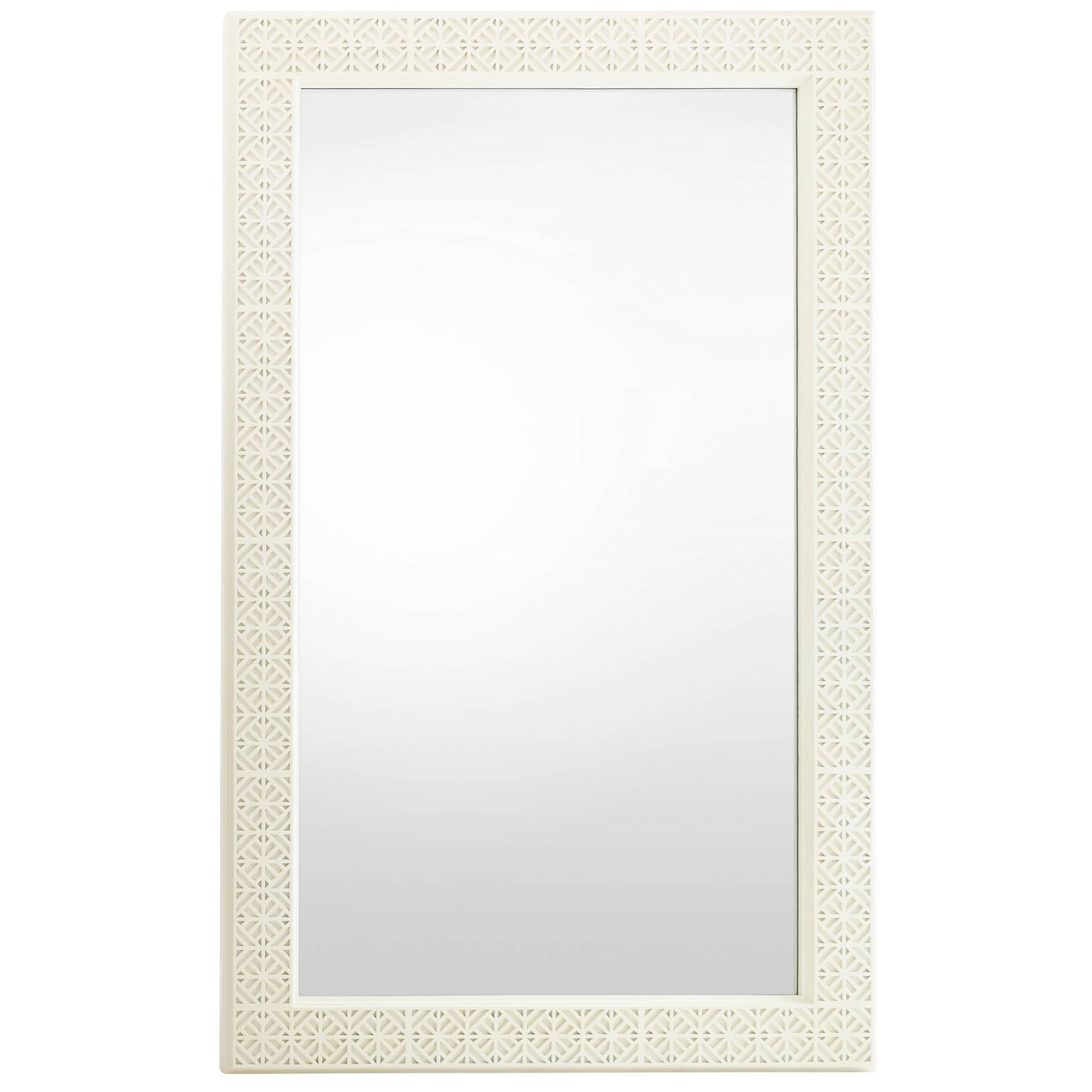 Stanley Furniture Coastal Living Oasis Catalina Floor Mirror - Item Number: 527-23-34