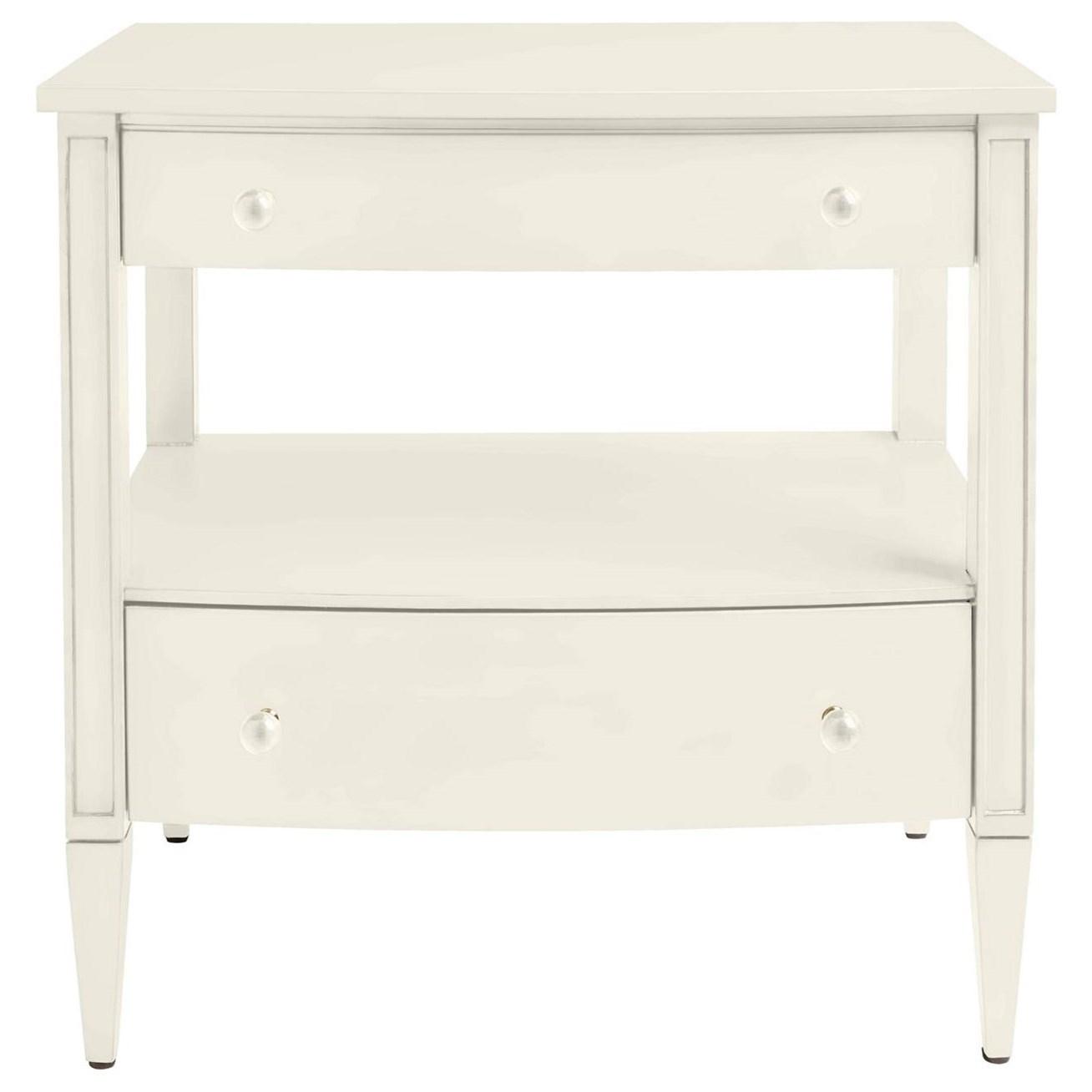 Stanley Furniture Coastal Living Oasis Mulholland Nightstand - Item Number: 527-23-80