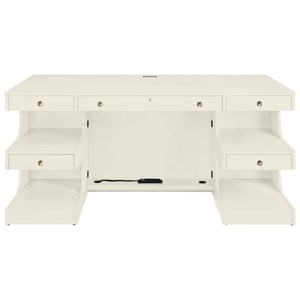 Stanley Furniture Coastal Living Oasis Cape Dutch Writing Desk