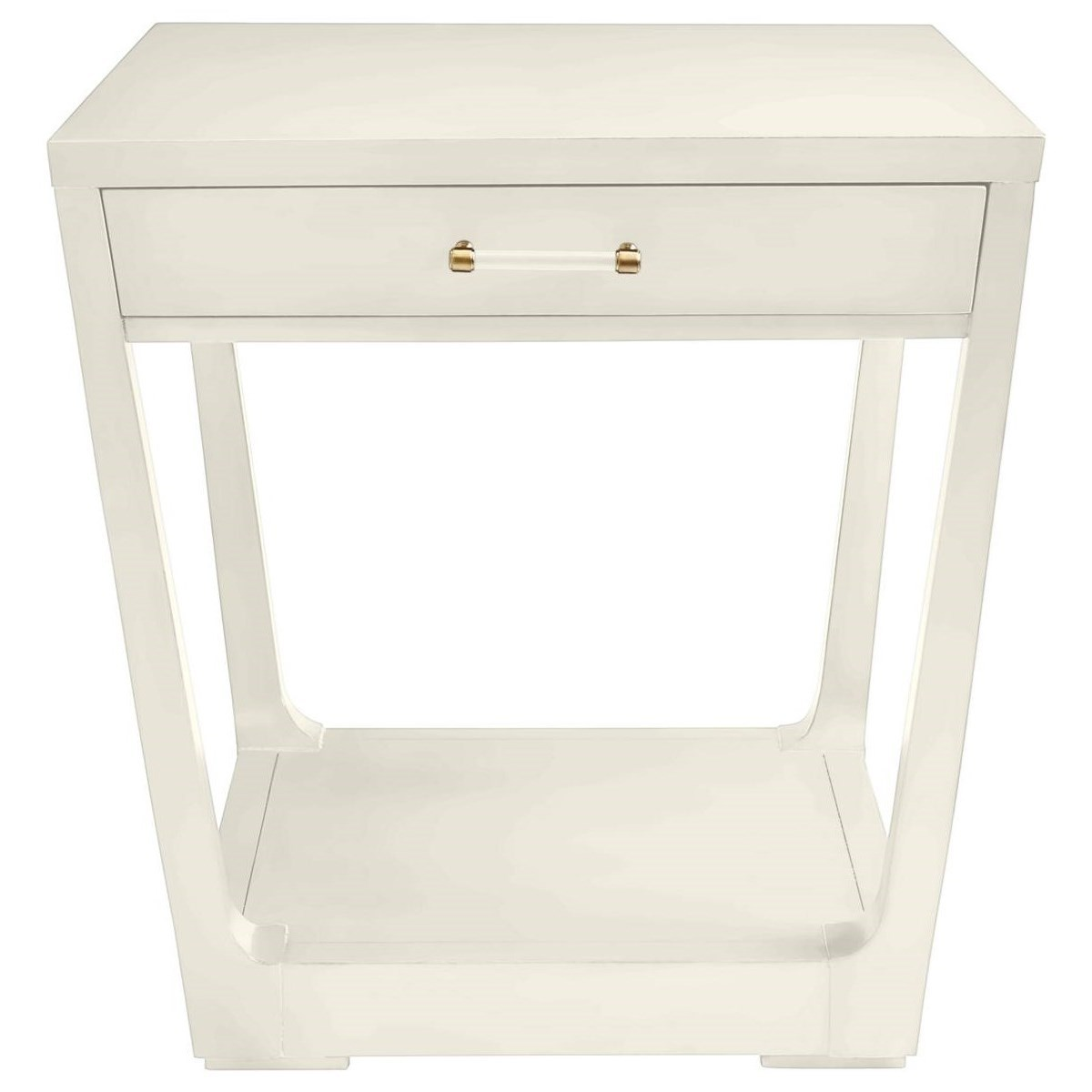 Stanley Furniture Coastal Living Oasis Meridian Square Lamp Table - Item Number: 527-25-14