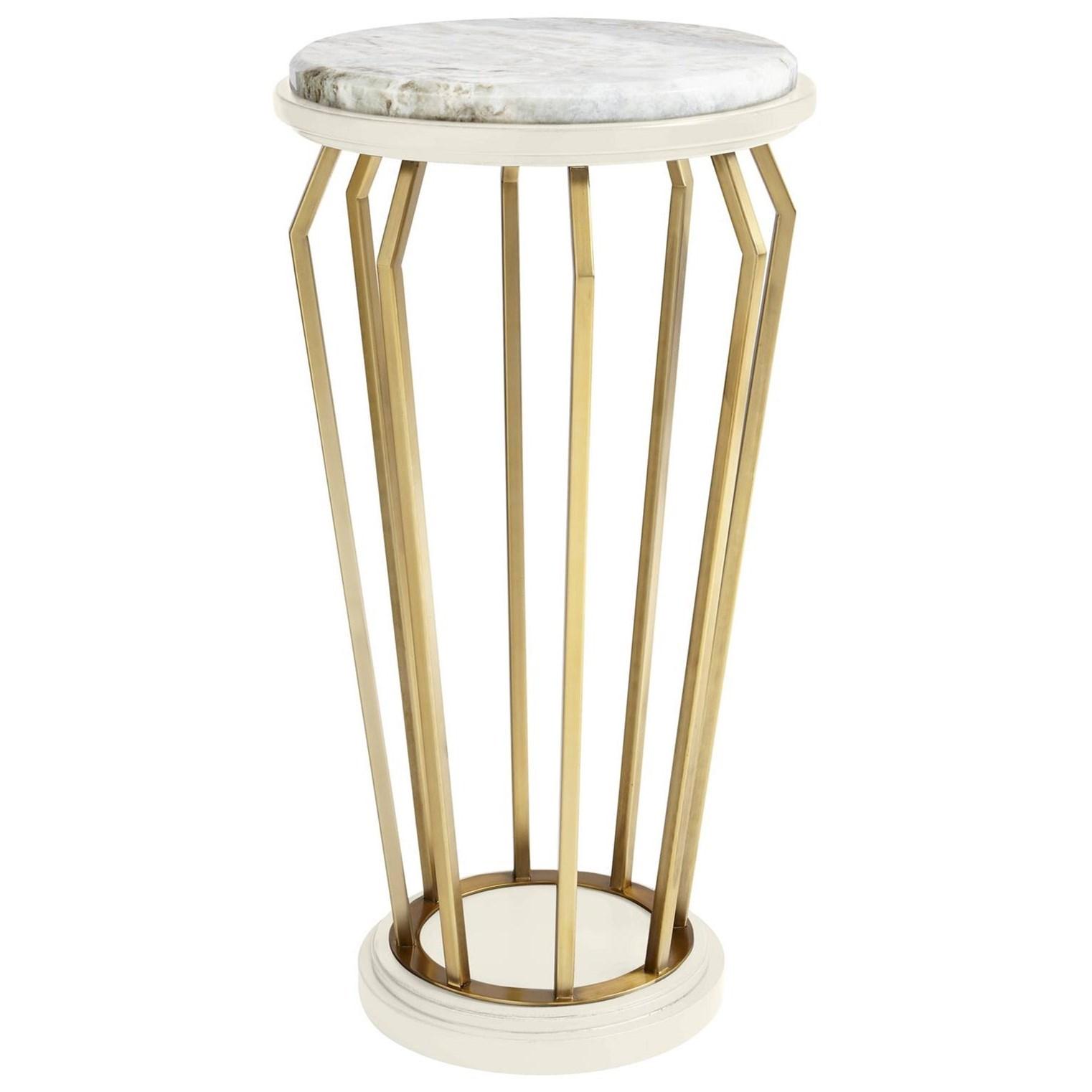 Stanley Furniture Coastal Living Oasis Manzanita Martini Table w/ Granite Top - Item Number: 527-25-16+75-116