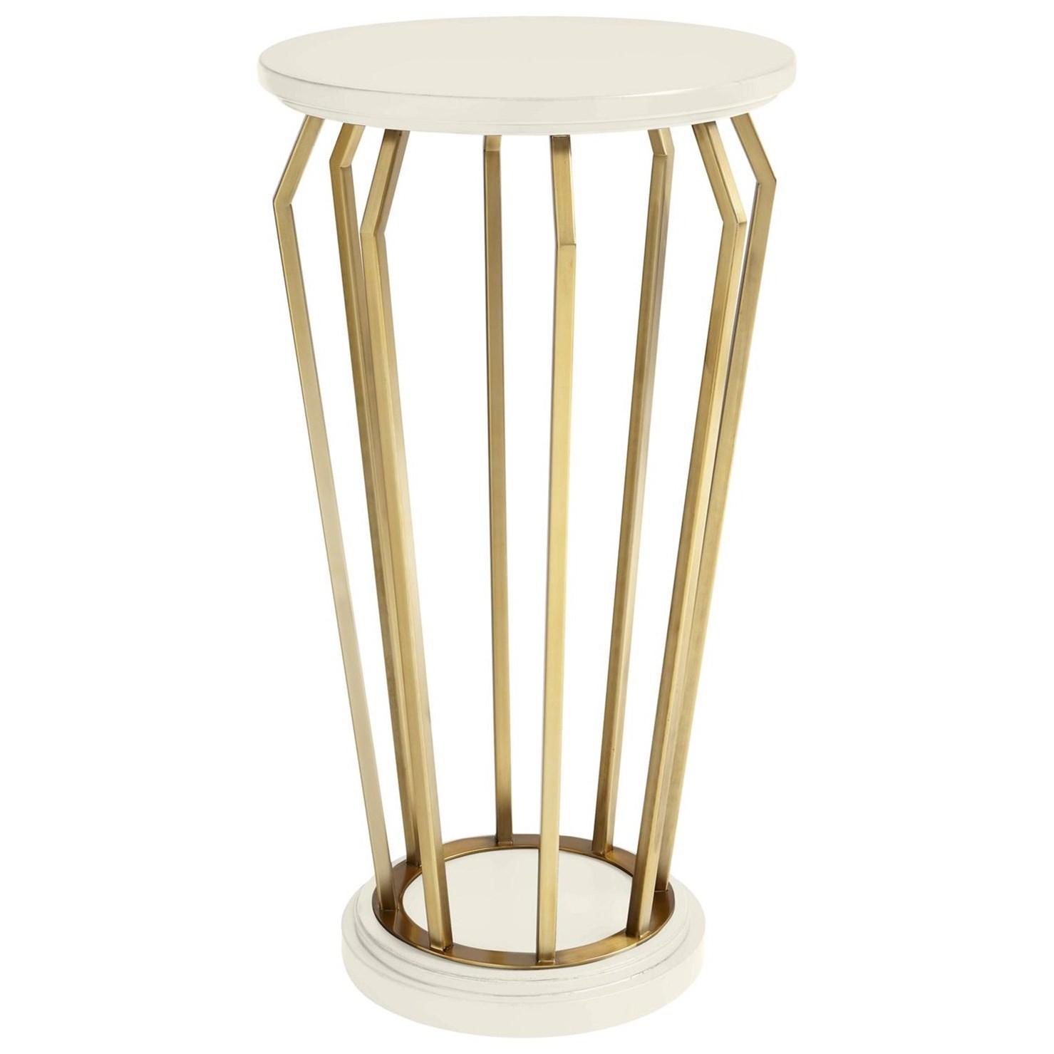 Stanley Furniture Coastal Living Oasis Manzanita Martini Table - Item Number: 527-25-16
