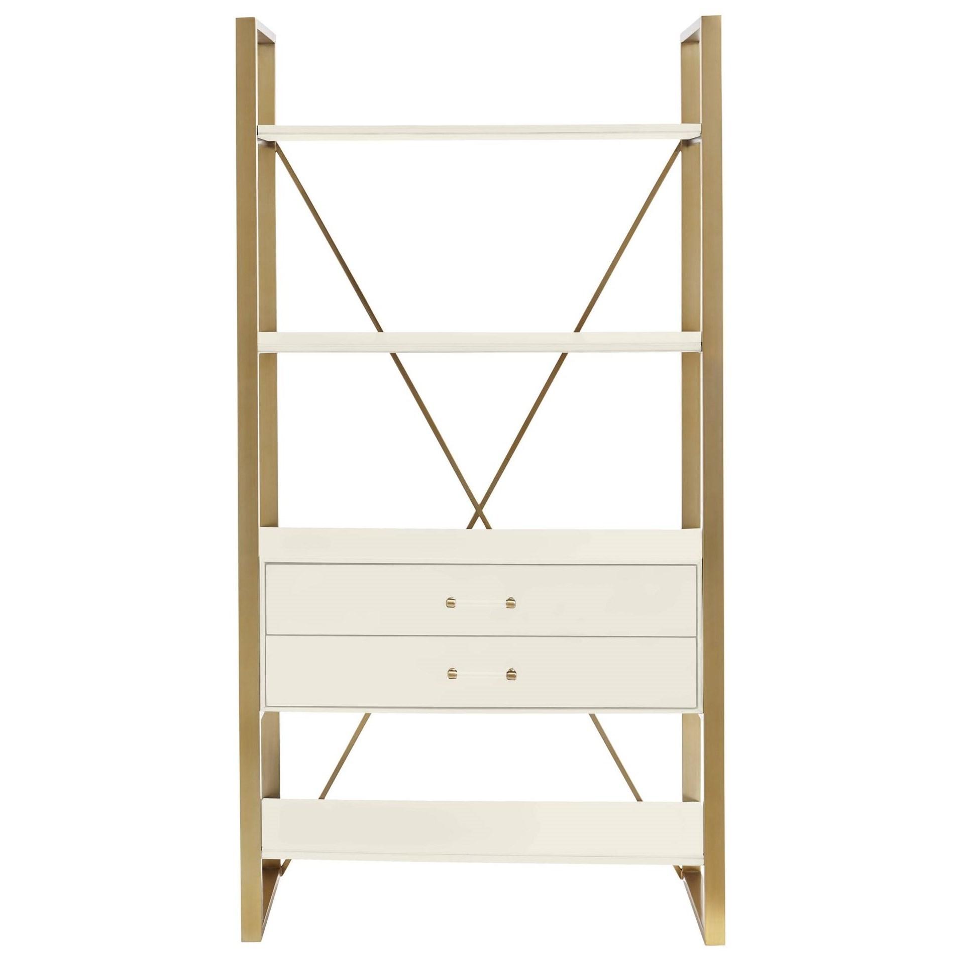 Stanley Furniture Coastal Living Oasis Harwell Bookcase - Item Number: 527-25-18