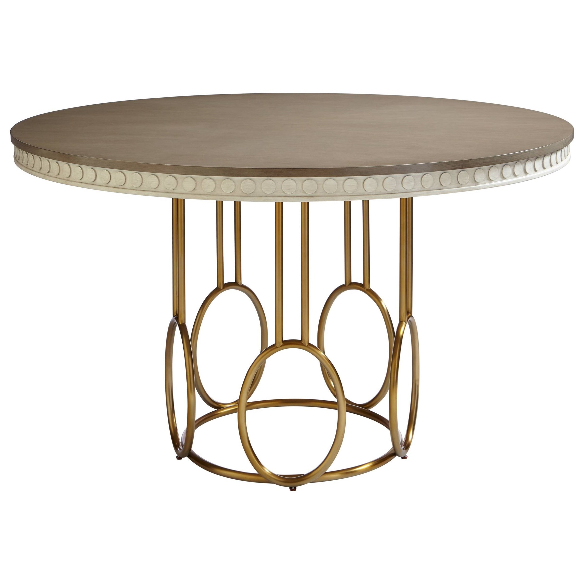Stanley Furniture Coastal Living Oasis Venice Beach Round Dining Table - Item Number: 527-51-30