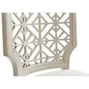 Stanley Furniture Coastal Living Oasis 11-Piece Moonrise Pedestal Dining Table Set