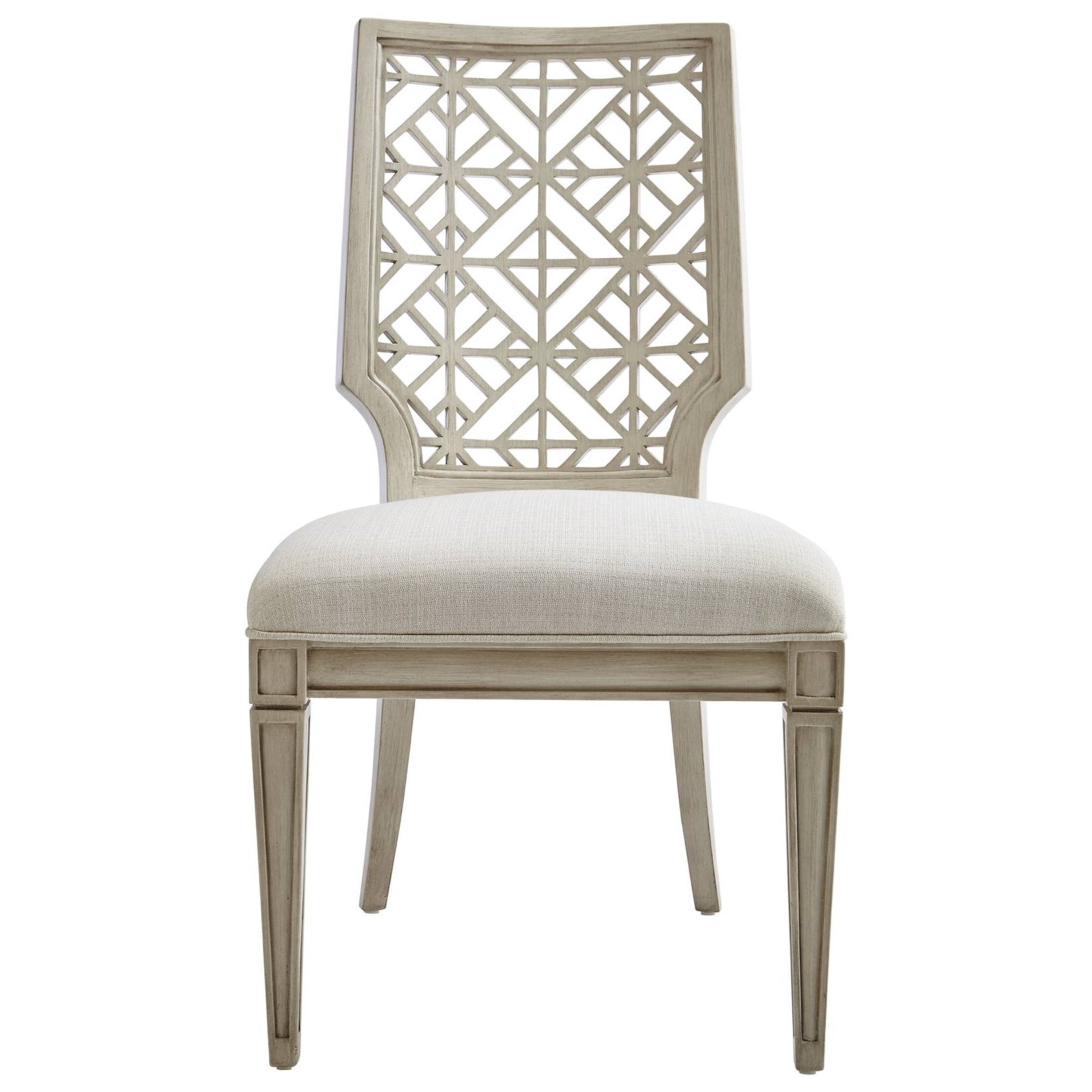 Stanley Furniture Coastal Living Oasis Catalina Side Chair - Item Number: 527-51-60