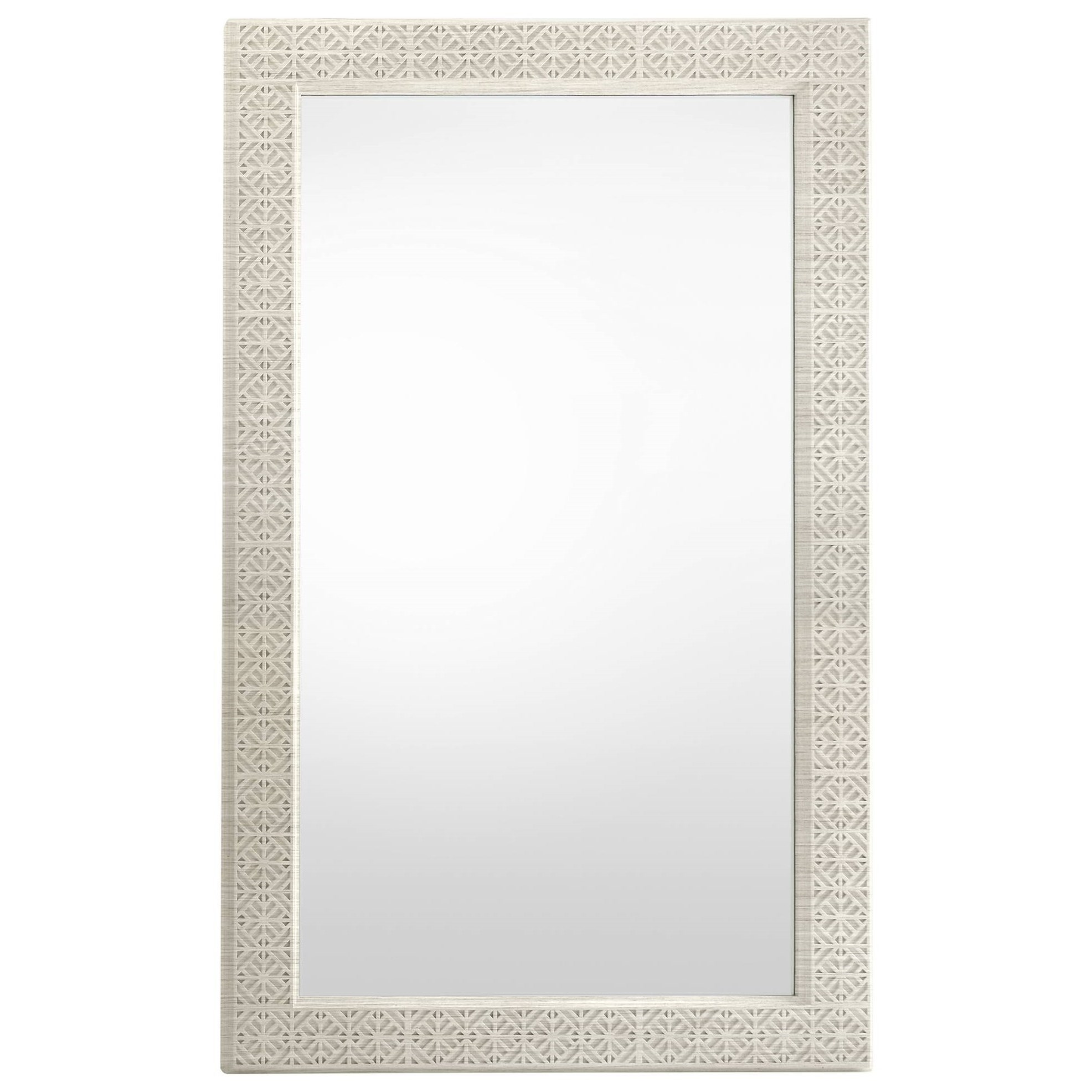Stanley Furniture Coastal Living Oasis Catalina Floor Mirror - Item Number: 527-53-34