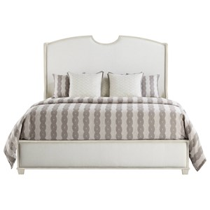 Stanley Furniture Coastal Living Oasis Queen Solstice Canyon Shelter Bed