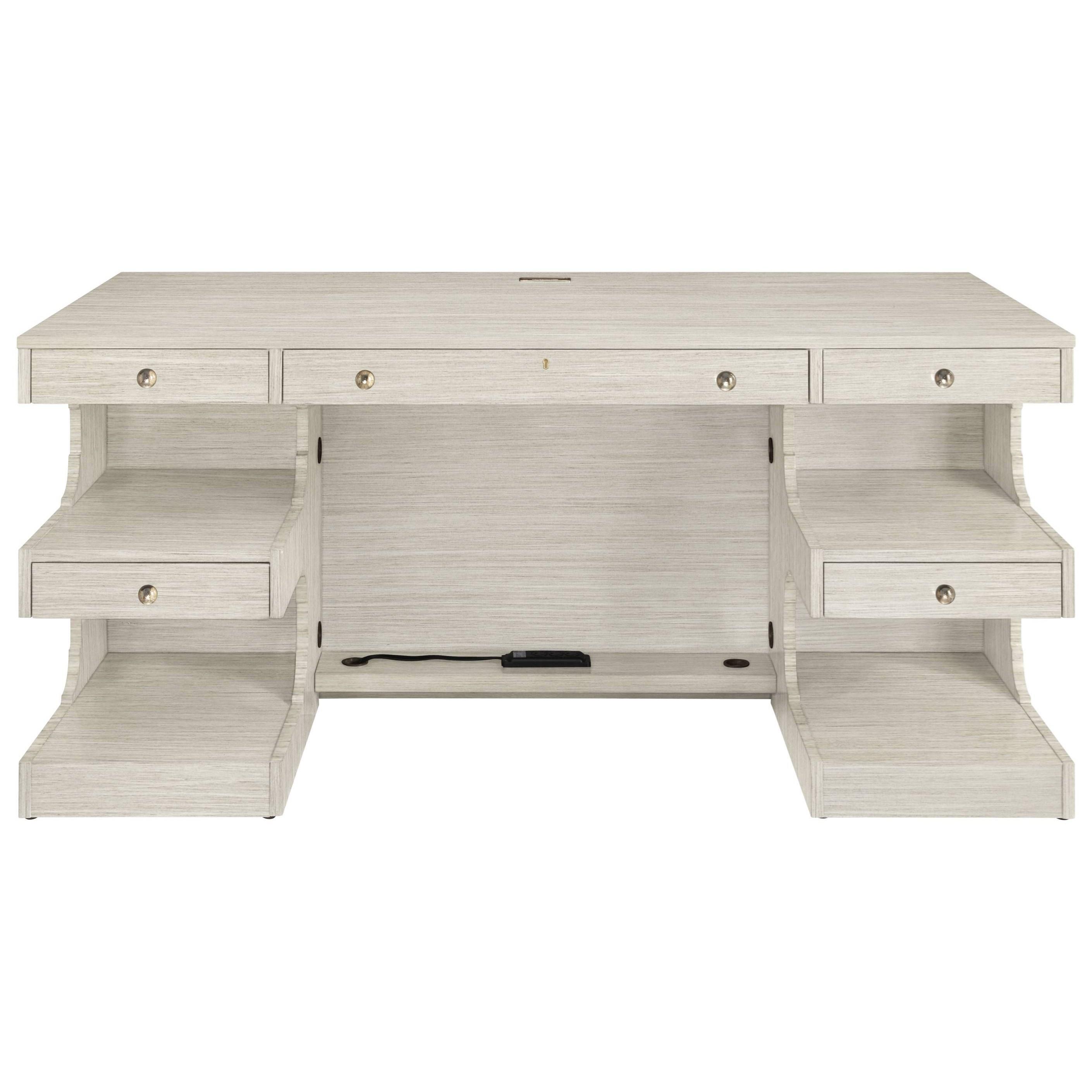 Stanley Furniture Coastal Living Oasis Cape Dutch Writing Desk - Item Number: 527-55-03