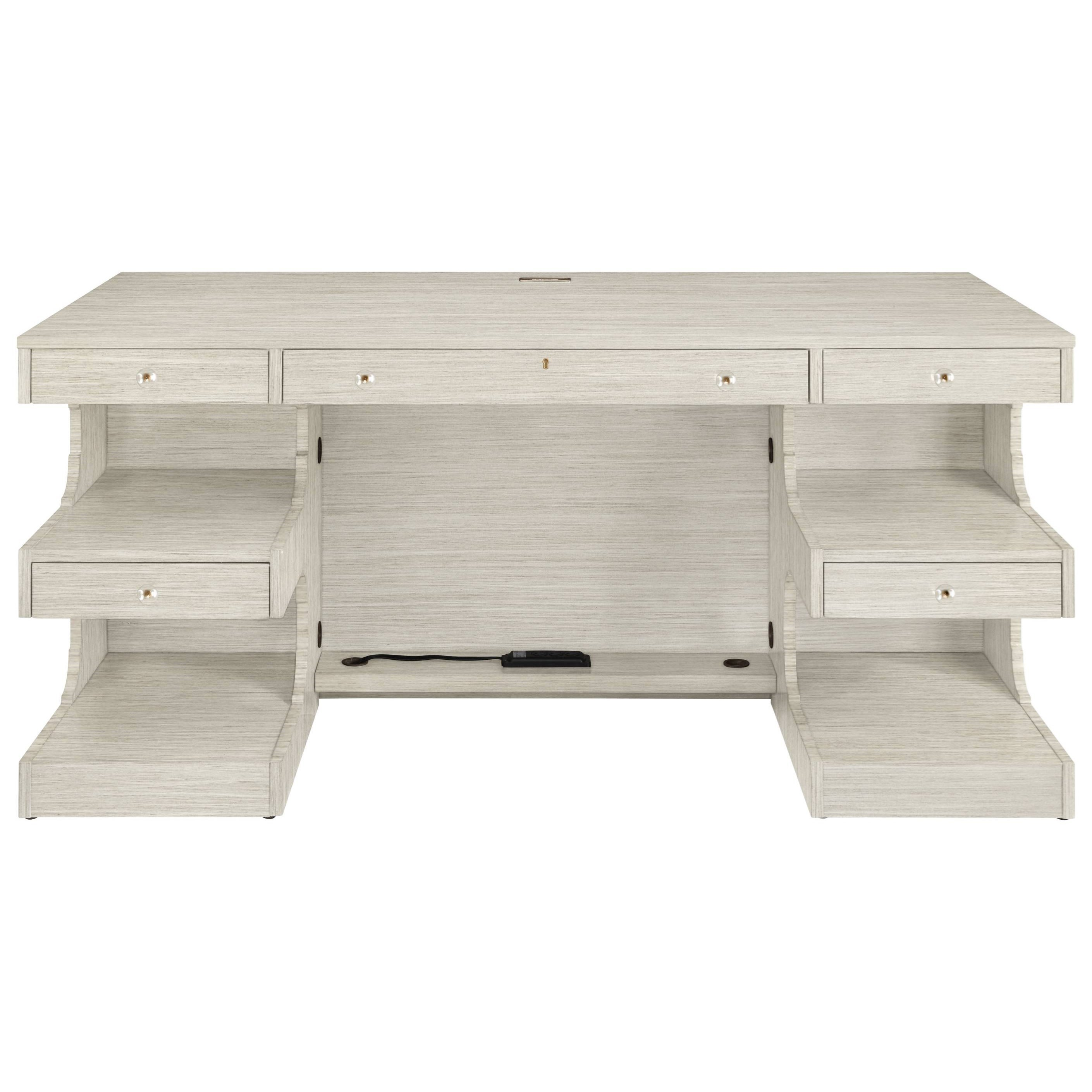 Stanley Furniture Coastal Living Oasis Cape Dutch Writing Desk - Item Number: 527-55-03